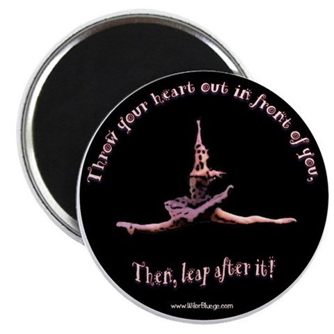 2.25quot; Magnet 10 pack Dance 2.25 Magnet 10 pack by CafePress