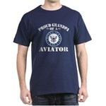 Grandpa of a Navy Aviator T-Shirt