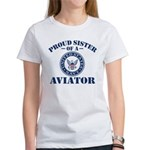 Proud Sister of a Navy Avi Tee
