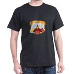 Turkey and Pie and Football Oh My T-Shirt