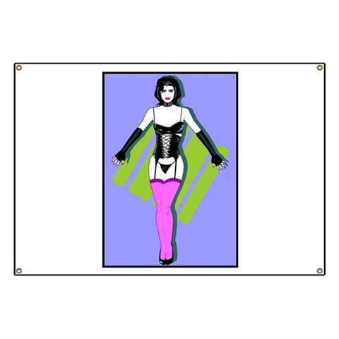 Dorothy  Bdsm Banner by CafePress