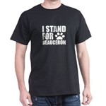 I Stand For Beauceron Dog Designs T-Shirt