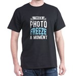 Freeze Moment Photography Birthday Gift T-Shirt