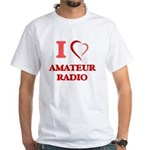 I Love Amateur Radio T-Shirt