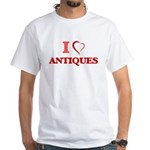 I Love Antiques T-Shirt