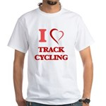 I Love Track Cycling T-Shirt