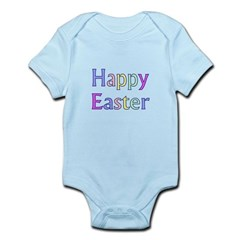 Small Letters Happy Easter t-shirts, Pastel Easter