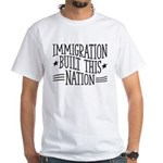 Immigration Built This Nati Shirt