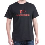 I Love Bar Billiards T-Shirt