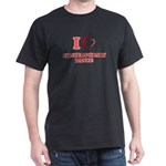 I Love Contemporary Dance T-Shirt