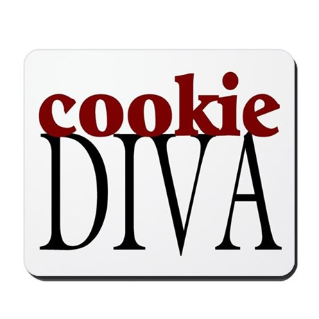 Cookie Diva Mousepad