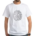 Vacation on the brain T-Shirt