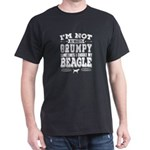 Grumpy Beagle Dog Owner Funny Gift T-Shirt