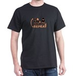 Eat Sleep Save Animals Repeat 5 T-Shirt