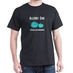 Allergy Dad Food Allergy Awareness Hallowe T-Shirt