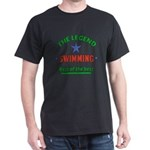 The Legend Swimming Sports Designs T-Shirt