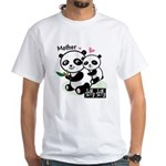 Mother in Chinese characters White T-Shirt