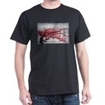 ASIAN CHERRY TREE_IN THE WINDS T-Shirt