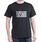 Daughter mother solider Daughter mother Sa T-Shirt