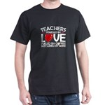 Teacher - Love, Coffee, Wine T-Shirt