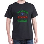 The Legend Diving Sports Designs T-Shirt