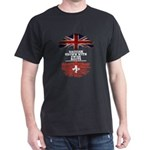 British Grown With Swiss Roots T-Shirt