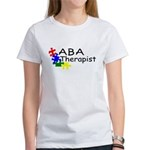 ABA Therapist Women's T-Shirt