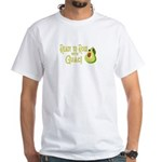 Avocado Lover Ready to Rock with Guac! T-Shirt
