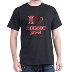 I Love CHICAGO JAZZ T-Shirt