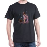 Wonderful unicorn fairy with butterflies T-Shirt