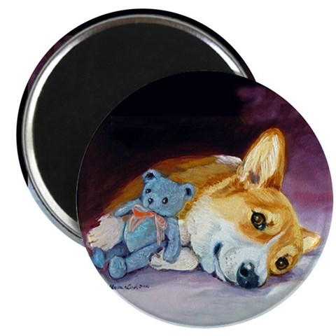 2.25quot; Magnet 10 pack Pets 2.25 Magnet 10 pack by CafePress