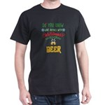 Know What Ryhmes With Christmas? Beer Xmas T-Shirt