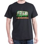 MERRY HAPPY CHRISTMAS EDDIES RV ELF T-Shirt