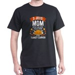 3 jobs mom 9TH grade teacher turkey carver T-Shirt