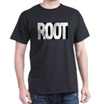 ROOT Black T-Shirt