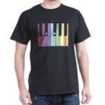Rainbow Keyboard T-shirt