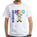 Always My Hero My Son Autism Shirts & Gifts
