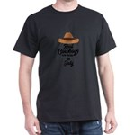 Real Cowboys are bon in July C6xpq T-Shirt
