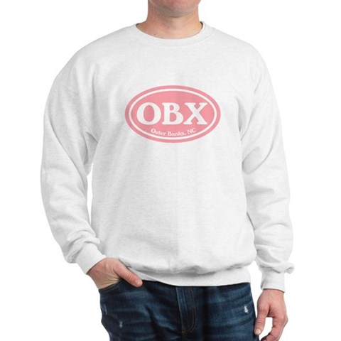 Product Image of OBX Pink Outer Banks Sweatshirt