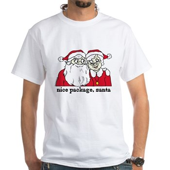 naughty christmas shirts