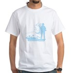 A Faithful Sailor White T-Shirt