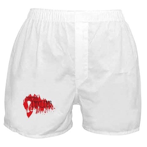 - Red CI Logo Cool Boxer Shorts by CafePress