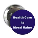 Healthcare button