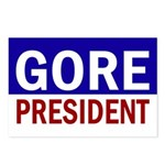 Al Gore: President! Postcards (Package of 8)