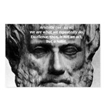 Greek Philosophy: Aristotle Postcards