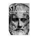 Greek Philosophy: Aristotle Mini Poster Print