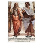 Plato Aristotle Philosophy Large Poster