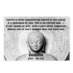 Buddhism Philosophy of Love Postcards