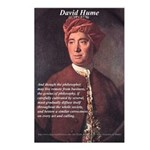 David Hume Philosophy Postcards