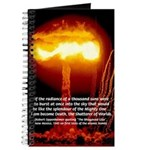 Atomic Bomb: Oppenheimer Journal